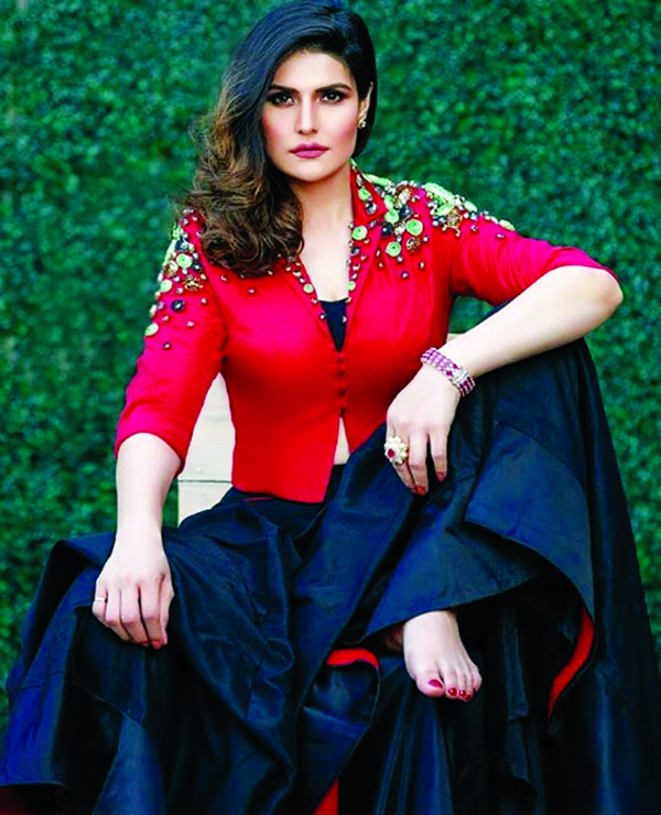 I'm completely open to doing shows, films on OTT platform: Zareen Khan