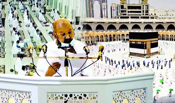 Pilgrims scale Mount Arafat for peak of Hajj