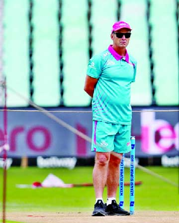 Bangladesh cricketers to get tips from Kirsten today