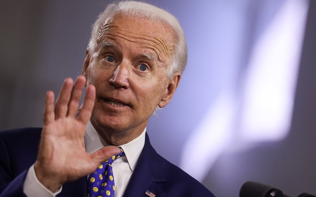 Biden assails Trump for 'bald-faced lies' about voting by mail