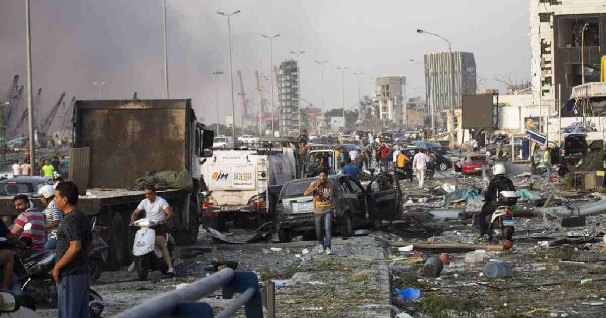 2 Bangladeshi killed in Beirut blast