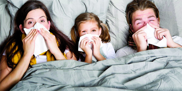 Does the common cold prevent Covid-19?