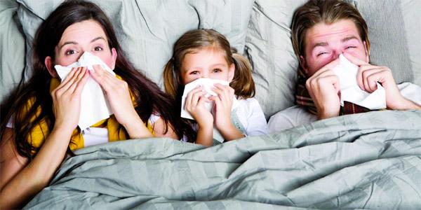 Does the common cold prevent Covid-19?