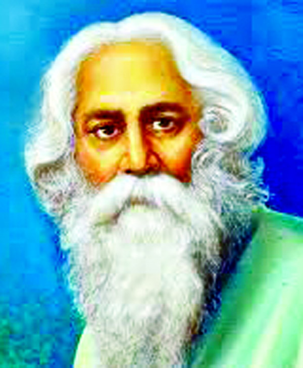 Tagore's 79th death anniversary today