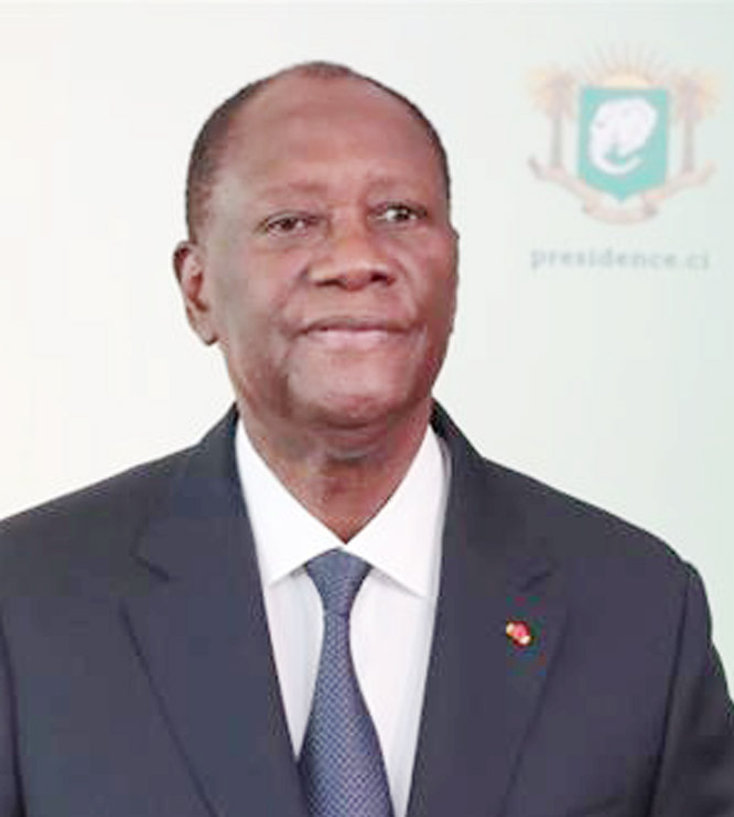 Ivory Coast opposition says third term for Ouattara would destabilise country