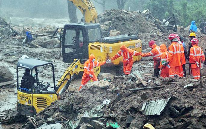 India: Death toll in Kerala tea plantation landslide rises