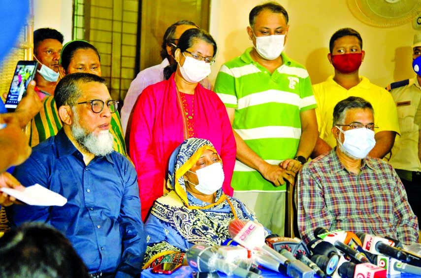 Mother cries for justice: Cox's Bazar SP must be brought to book, says RAOWA chairman