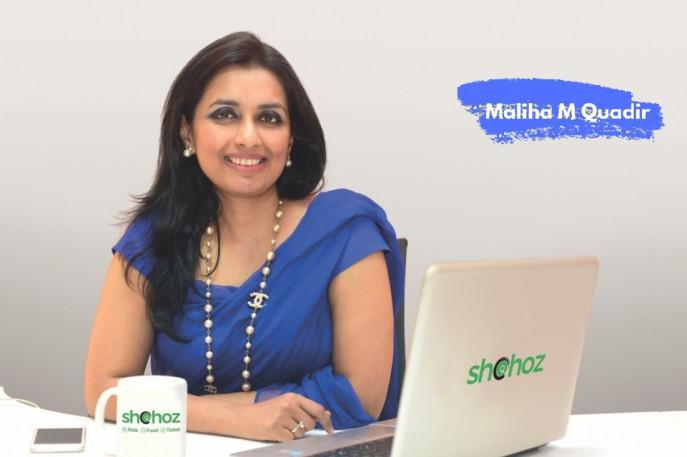 Maliha M Quadir recognised as top Bangladeshi female founder