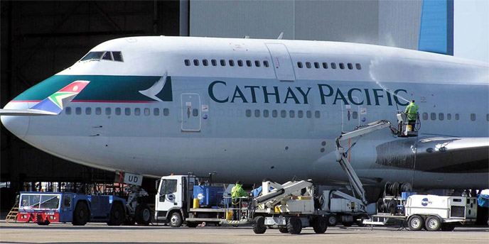 Cathay Pacific reports first-half loss of $1.27b