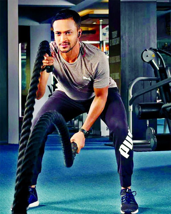 Shakib's return to SL tour depends on fitness