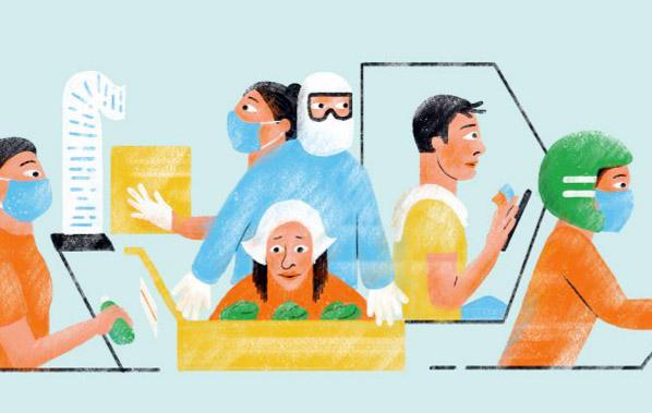 Hygiene Apathy Seems Pandemic Nowhere