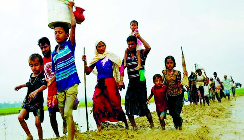 Myanmar fails to ensure safe conditions for return Pressure mounts on Bangladesh