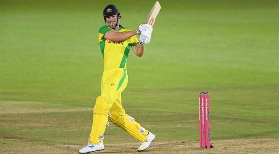 Australia's match-winner Marsh relishing T20 finisher role