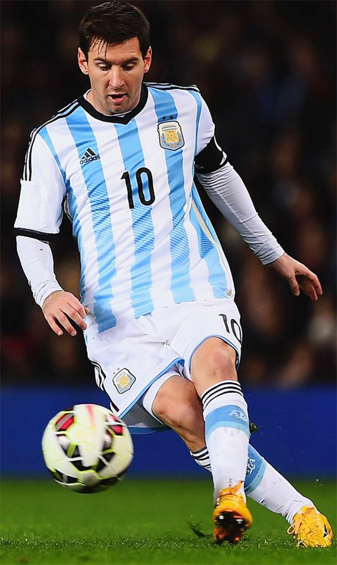 CONMEBOL clears Messi to play in opening World Cup qualifier