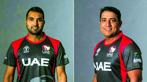 UAE's Amir Hayat, Ashfaq Ahmed charged under ICC anti-corruption code