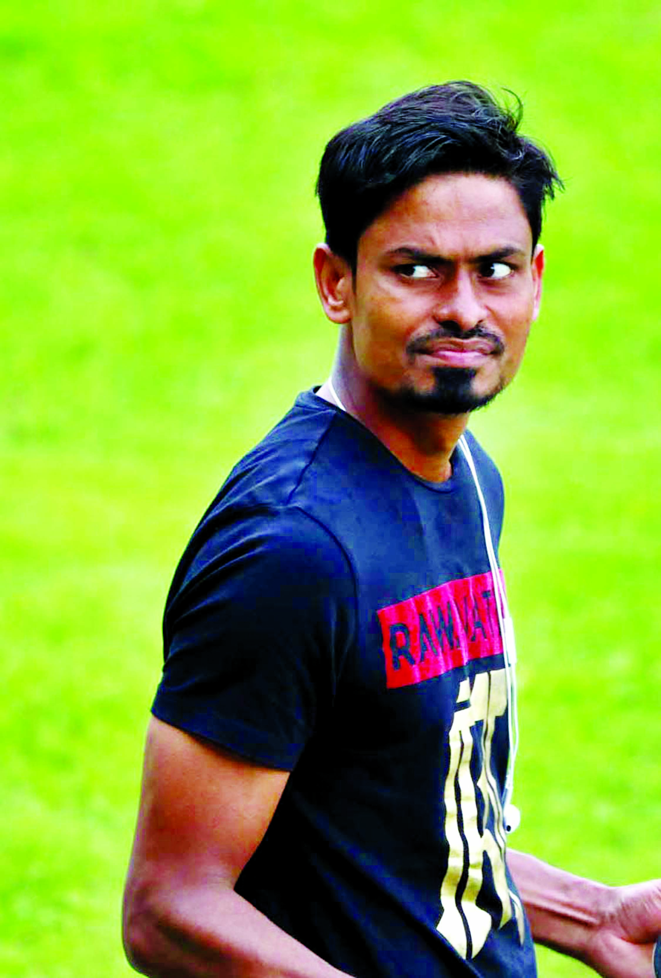 Taijul optimistic to get chance regularly in BD Cricket team for all three formats with changed bowling action