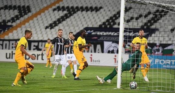 Tottenham Hotspur edge past Lokomotiv Plovdiv