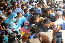 Bangladesh SC keeps freeze on 4 more cases against BNP chief Khaleda