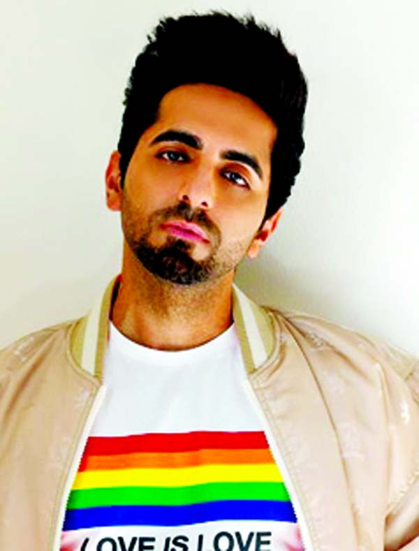 Ayushmann Khurana is thankful to all his directors