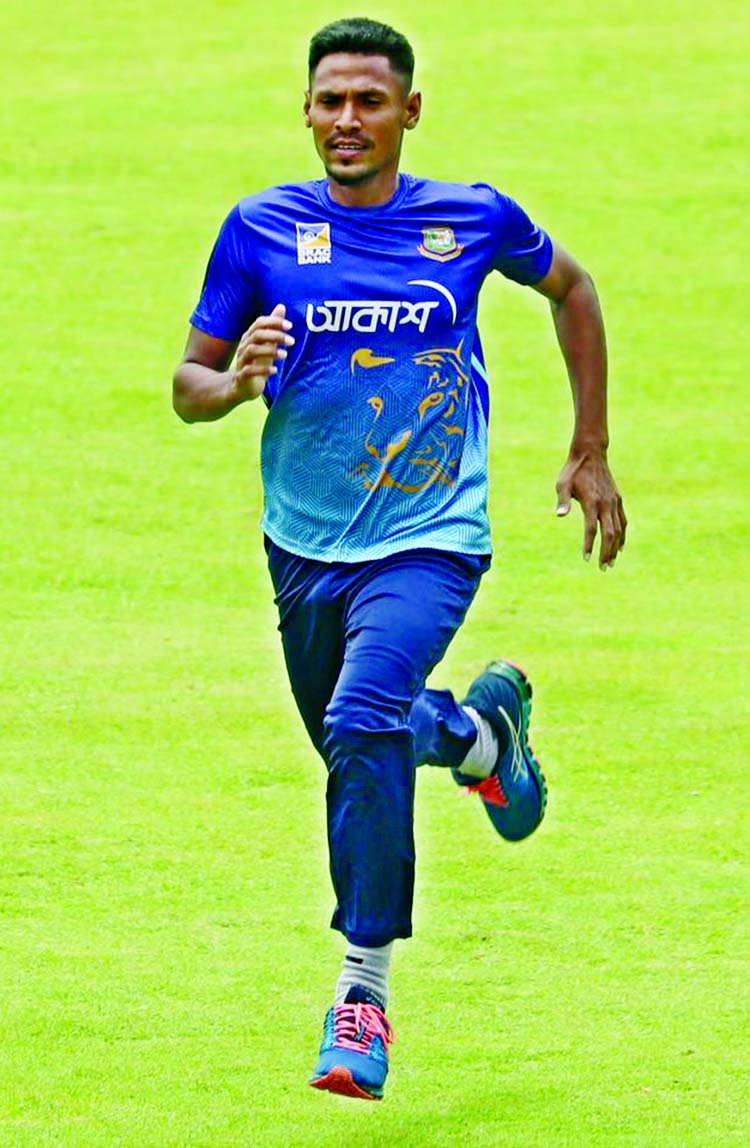Mustafizur wants to play in all formats of cricket