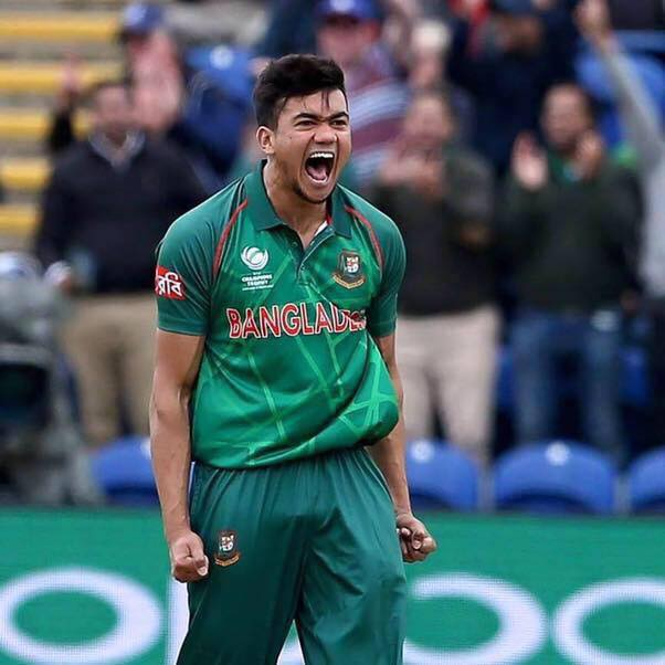 Taskin wants to show consistent performance again