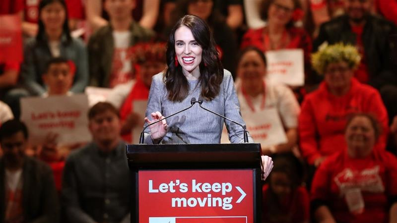 New Zealand's Ardern set to return in October vote