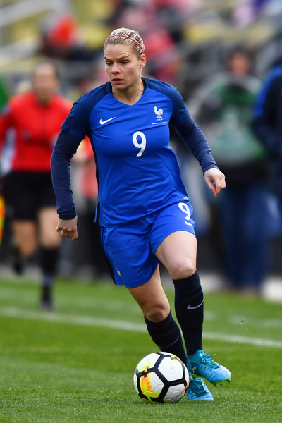 Le Sommer breaks France scoring record