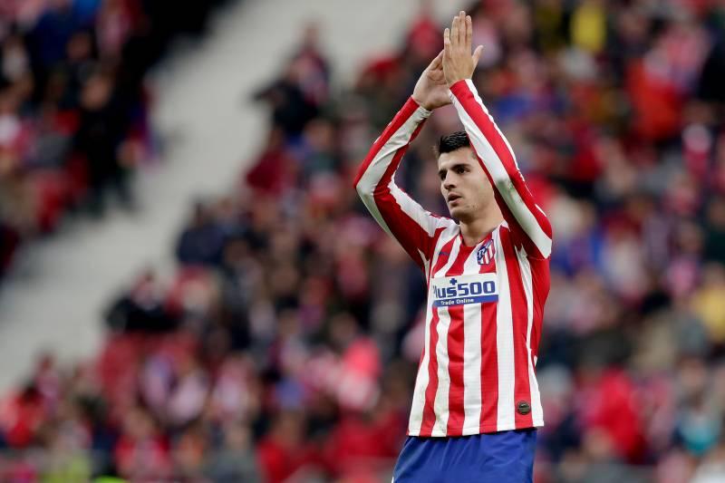 Juventus confirm signing of Morata