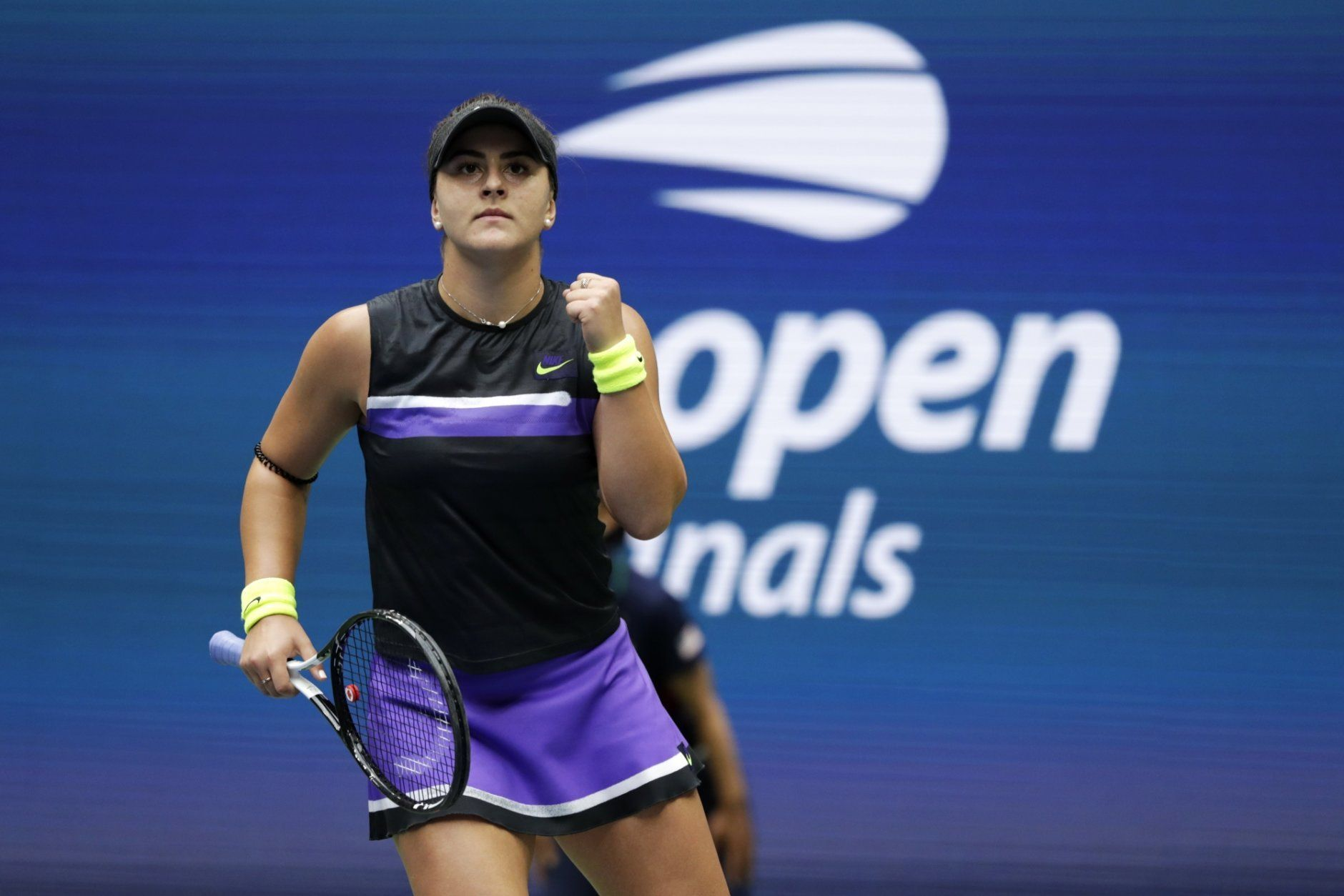 Bianca Andreescu calls it a day on 2020 tennis season