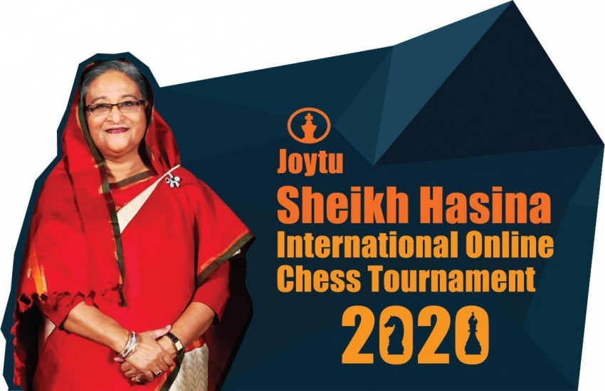 Sheikh Hasina International Online Chess begins today
