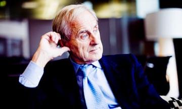 Trailblazing journalist Harold Evans no more