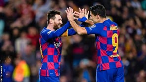 Messi says Suarez deserved more from Barcelona in move to Atletico Madrid