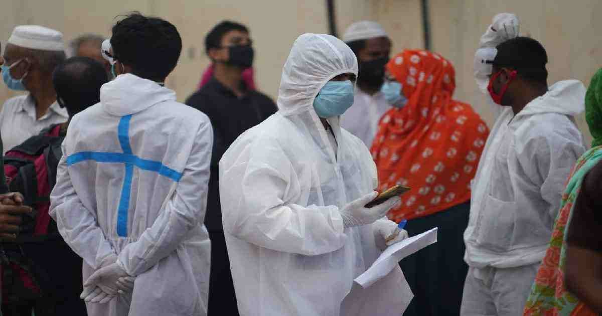 Bangladesh logs 1,275 new virus cases, 32 deaths in a day