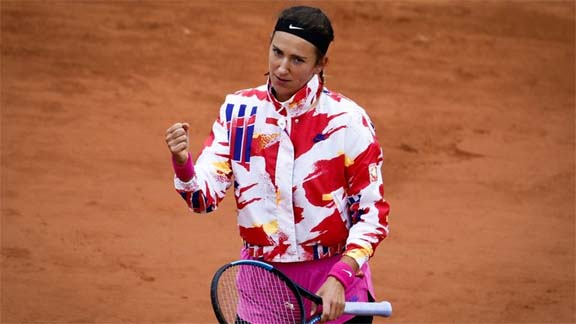Azarenka unhappy with conditions at Roland Garros