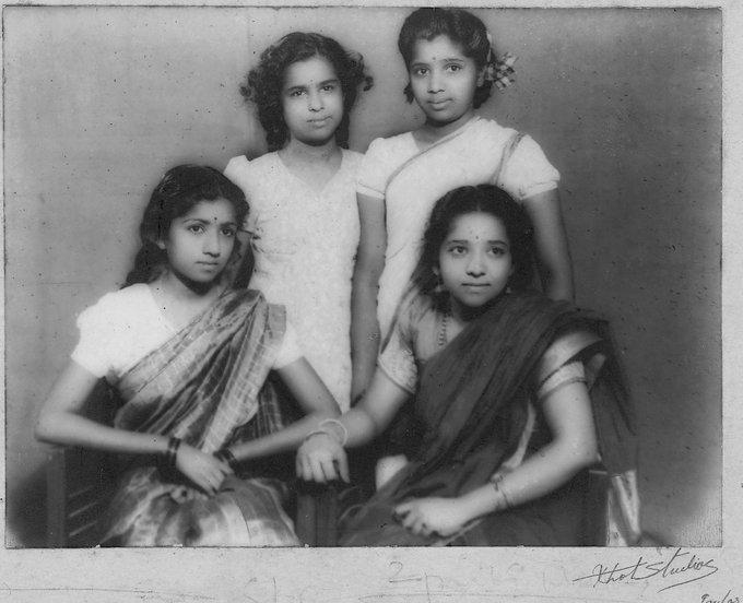 Lata Mangeshkar turns 91: Sister Asha Bhosle shares unseen childhood memory