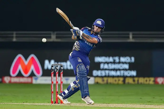 Kishan's 99 in vain as Bangalore down Mumbai in super over