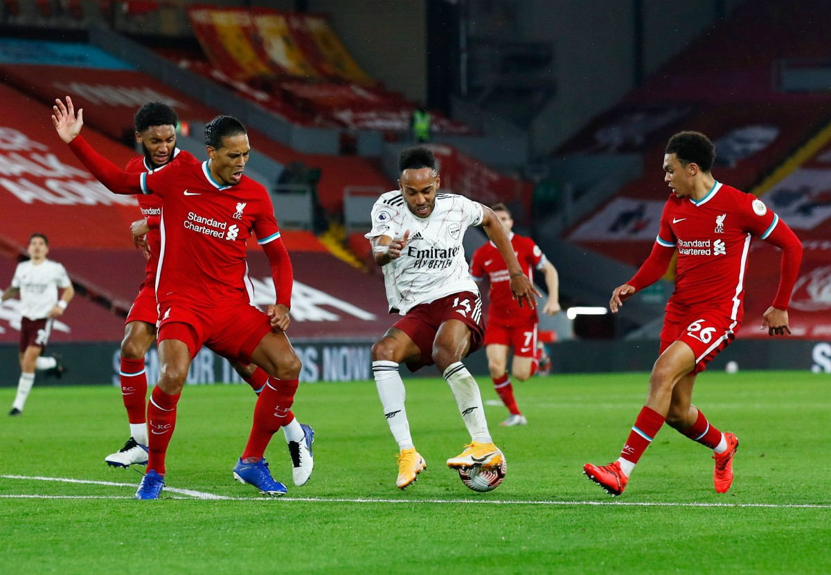 Liverpool fight back to keep 100pc start while Aston Villa win away to Fulham