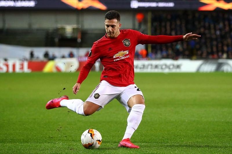 AC Milan interested in signing Man Utd defender Diogo Dalot