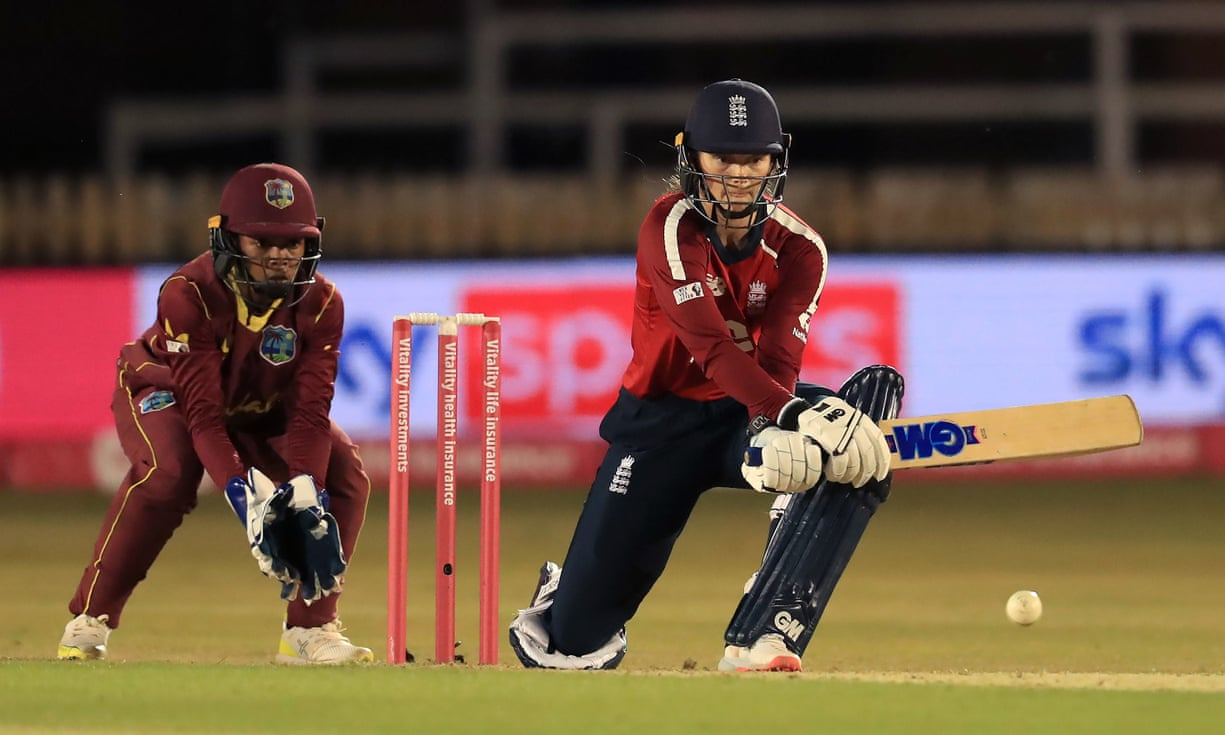 England Women crush West Indies to go 4-0 up in T20I series