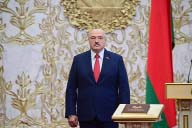 UK, Canada impose sanctions on Belarus's Lukashenko