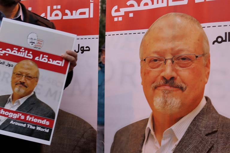 Jamal Khashoggi's rights group launched 2yrs after his murder