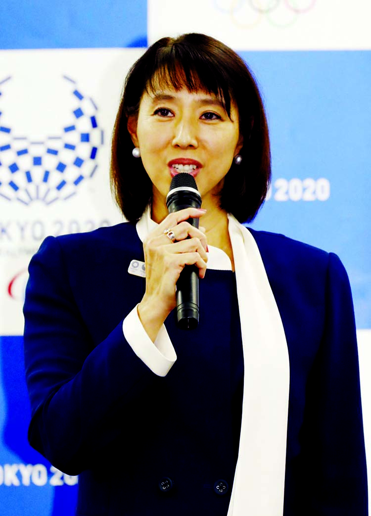 Olympic artistic swimmer Kotani appointed as Tokyo 2020 sports director
