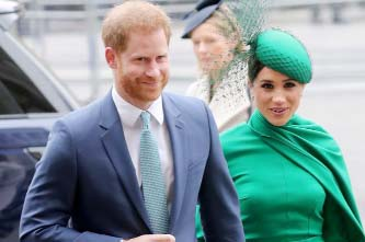 Prince Harry and Meghan tell Britain: End 'structural racism