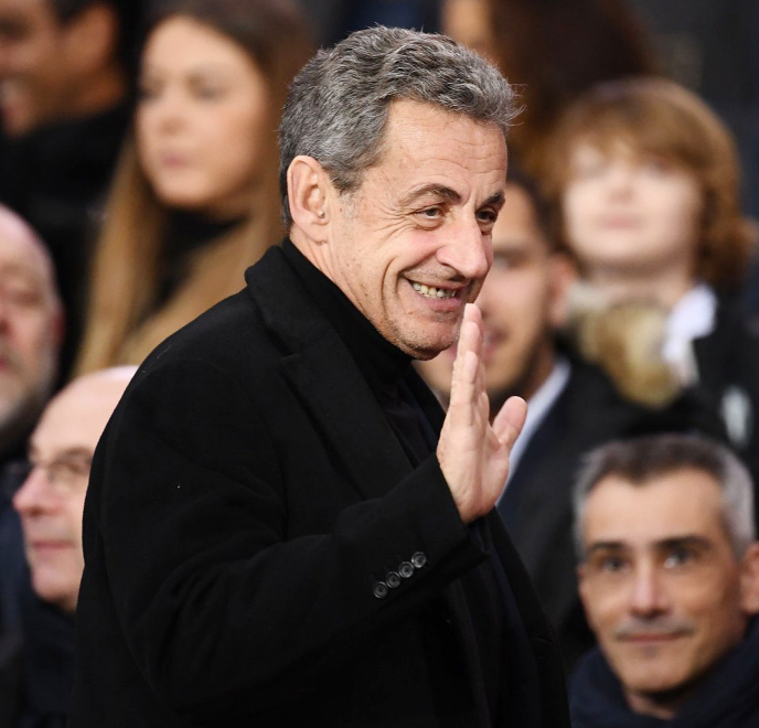 Former French President Sarkozy charged over Libyan financing