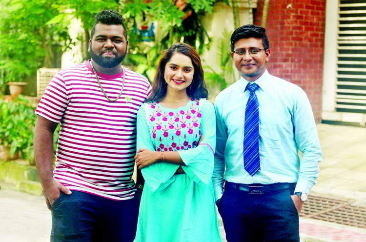 Anik, Keya Payel, Shamim together in new drama