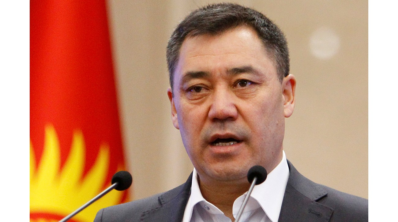 Kyrgyzstan's acting president seeks Constitution change to run for full term