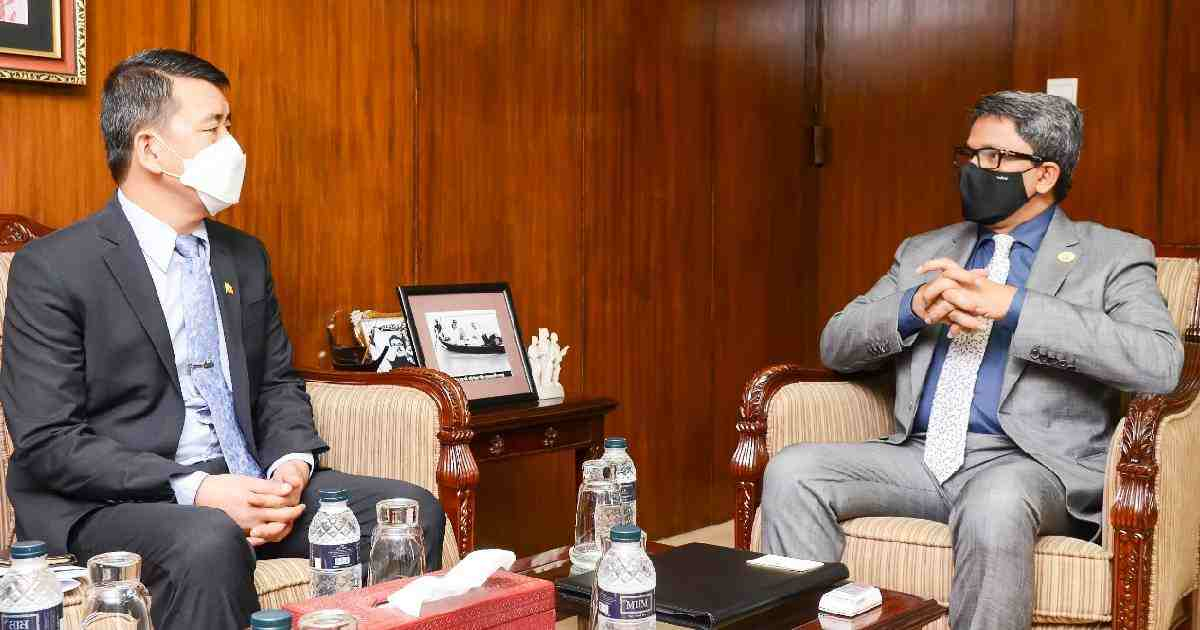 Dhaka, Thimphu hopeful of signing PTA soon