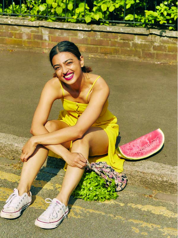 Radhika Apte's coming int'l project further proves that language is no barrier for her