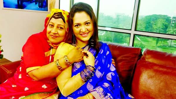 Film actress Mukti gave up acting for prayers