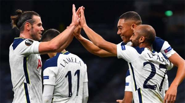 Tottenham blank LASK in Europa League